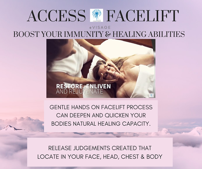 Access Facelift - Boost your immunity and healing abilities