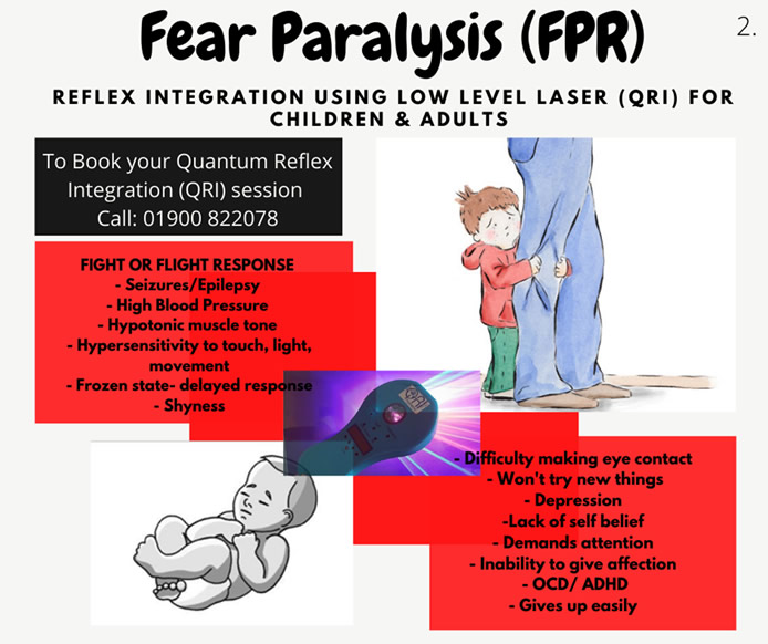 Fear Paralysis (FPR)