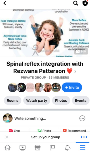 Spinal Reflex Integration